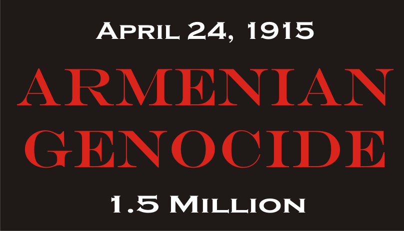 the armenian genocide Thousands of people marched through the streets of hollywood and la's mid-city area today to mark the 103rd anniversary of the armenian genocide, which turkey insists did not happen.